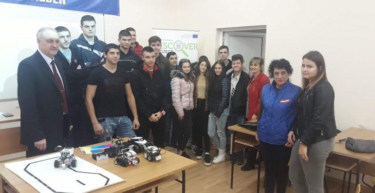 Клуб по роботика открива Технически университет – Габрово в ПГ по ...